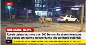Russian streets